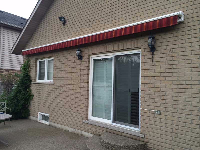 Residential And Commercial Awnings Dundas Hamilton